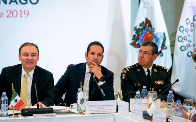 Gobernador de Querétaro se reúne con gabinete de seguridad - gobernador querétaro gabinete de seguridad