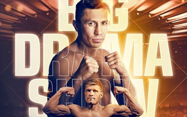 Confirman pelea entre Golovkin y Derevyanchenko - Golovkin y Derevyanchenko