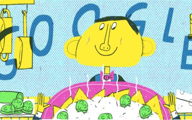 Google honra con un doodle al creador de los nachos - google doodle creador nachos
