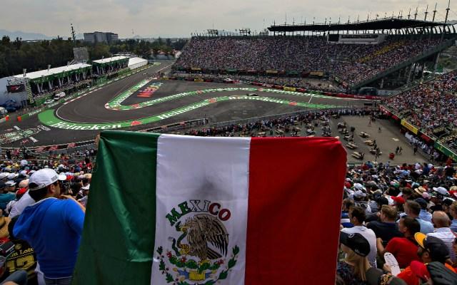 Gobierno de CDMX solo aportará difusión e infraestructura para Fórmula 1 - Foto de Mexsport