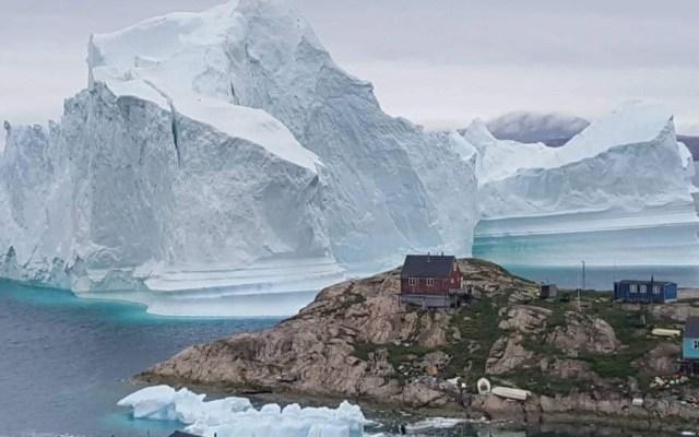 Las reacciones en Dinamarca a supuesto plan de Trump de comprar Groenlandia - Foto de EFE