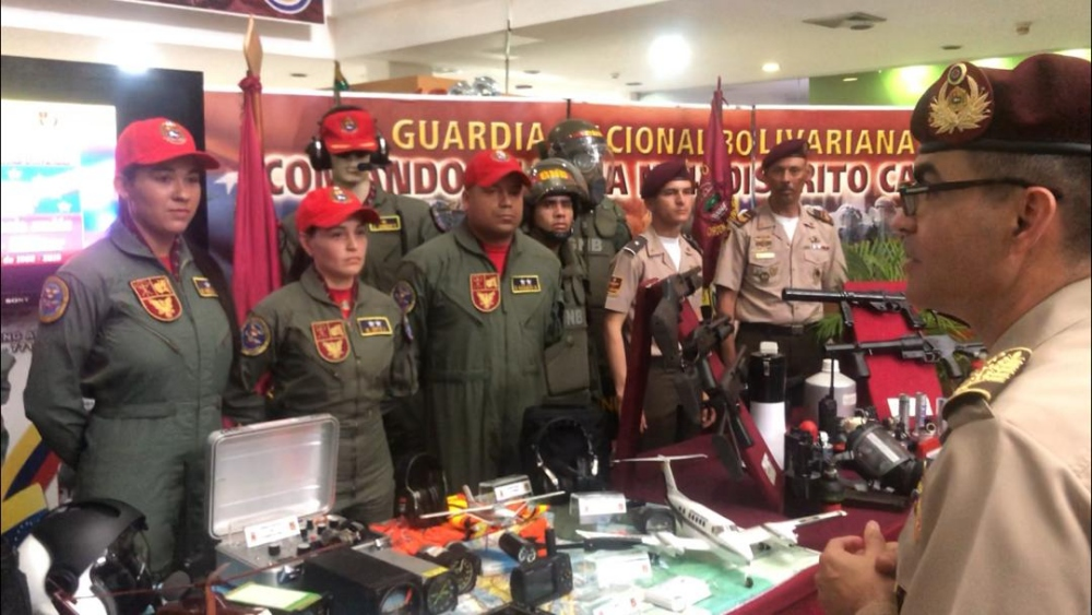 Investigan presunta incursión de Guardia venezolana en Colombia - Guardia Nacional Bolivariana