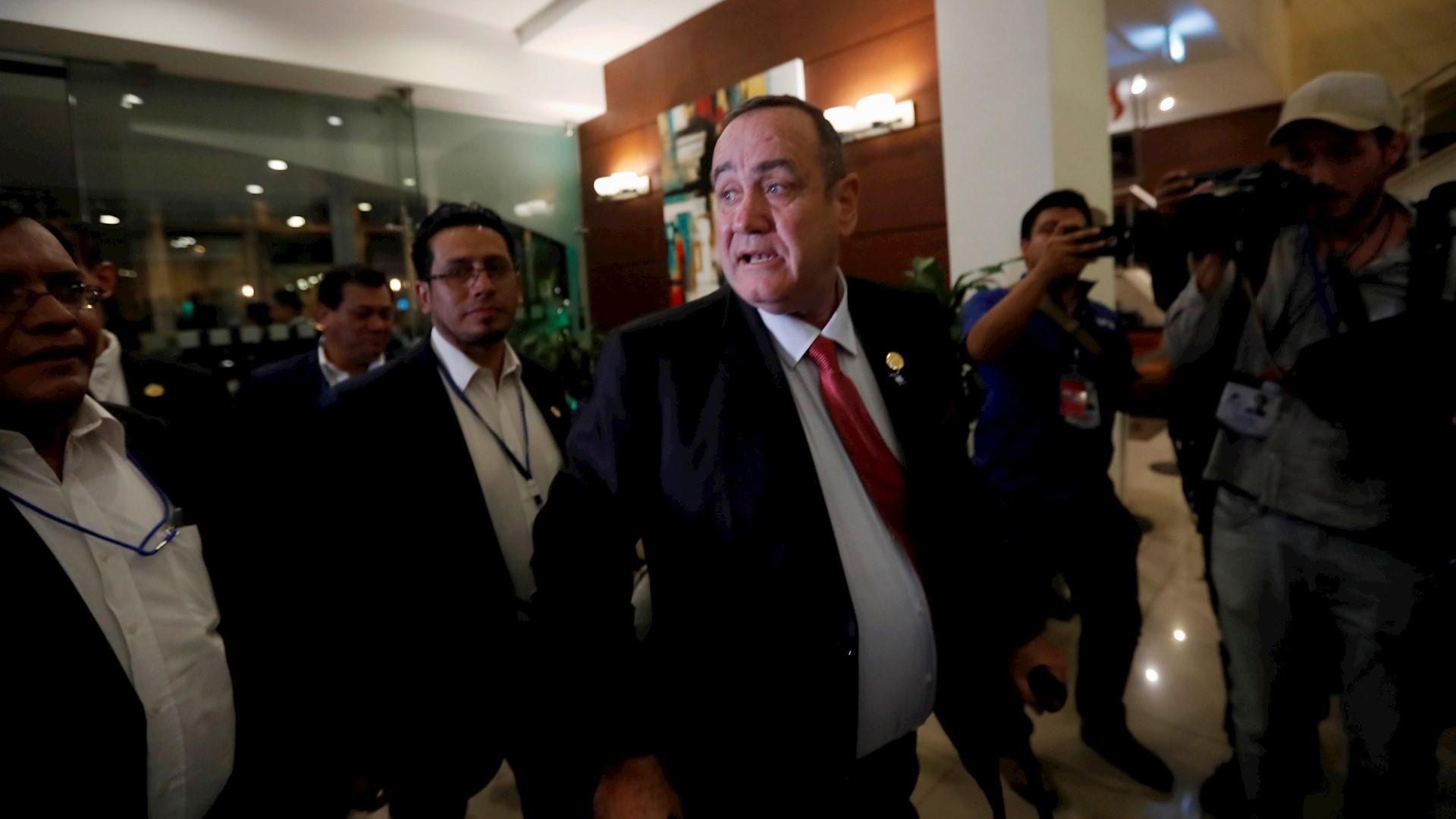 Alejandro Giammattei se quedó con la presidencia de Guatemala — En el balotaje