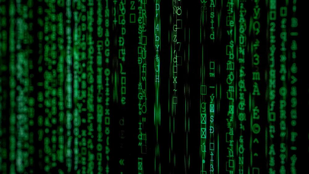 Condusef sufre ataque cibernético; página permanece inactiva - Imagen de archivo de un hackeo. Foto de Markus Spiske para Unsplash