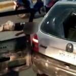 Sobrevive hombre que golpearon y atropellaron en Puebla