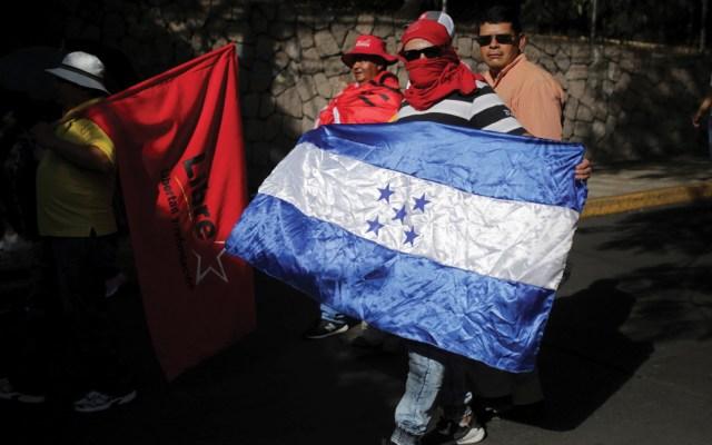 Violencia en Honduras deja al menos 754 desplazados en primer semestre del año - Foto de EFE