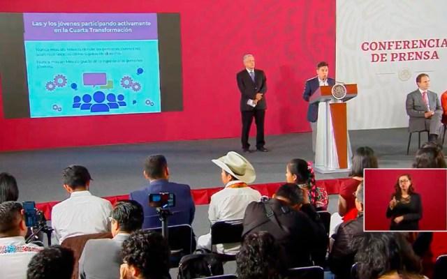 El Estado mexicano le dio la espalda a las juventudes: Imjuve