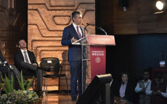 Presenta IMPI nueva plataforma para trámites de marcas y patentes - Foto de @IMPI_Mexico