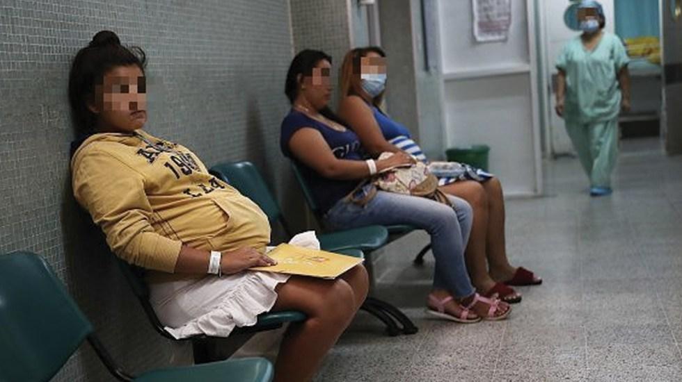 Muertes de mujeres embarazadas por COVID-19 se han incrementado en México; suman mil 636 recién nacidos contagiados - Foto de Noticieros Televisa
