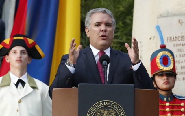 """Colombia propone """"proceso ordenado"""" para reapertura de frontera con Venezuela - Ivan Duque Colombia"""