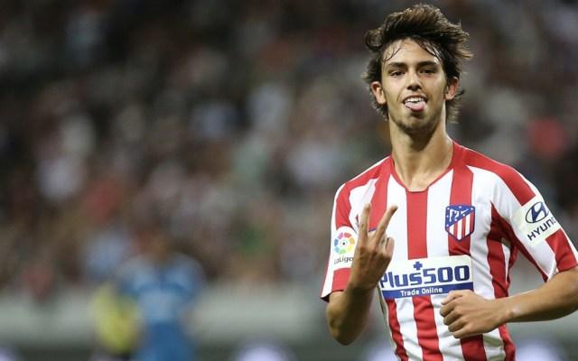 Con doblete de João Félix, Atlético de Madrid se impone a Juventus - Foto de @Atleti
