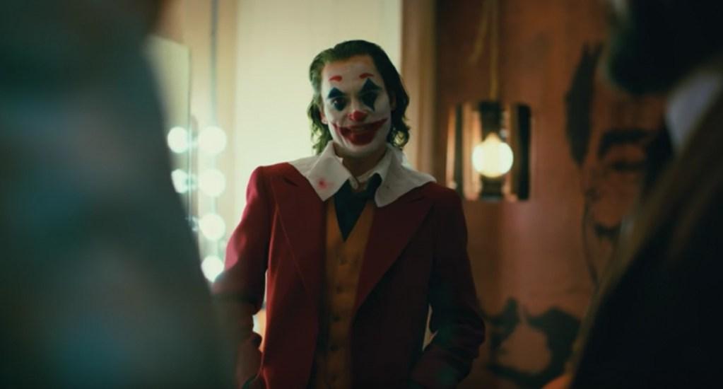 'Joker' llega a los cines con altas expectativas - Captura de pantalla
