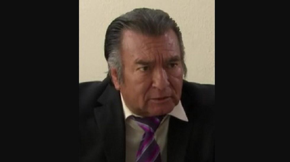 Murió el actor José Antonio Ferral - José Antonio Ferral. Foto de Telenovely