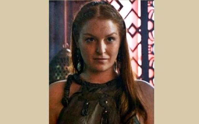 Actriz de Game of Thrones denuncia rapto de su hija por autoridades israelíes - Josephine como Marei en Game of Thrones. Foto de gameofthrones.fandom.com