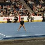#Video Katelyn Ohashi vuelve a obtener un 10 en rutina