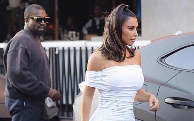 Kim Kardashian revela detalles de nuevo disco de Kanye West - Kim Kardashian Kanye West
