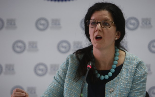 Renuncia encargada de América Latina del Departamento de Estado de EE.UU. - Kimberly Breier. Foto de EFE