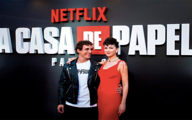 """Nueva temporada de """"La Casa de Papel"""" rompe récord de audiencia en Netflix - la casa de papel récord de audiencia"""