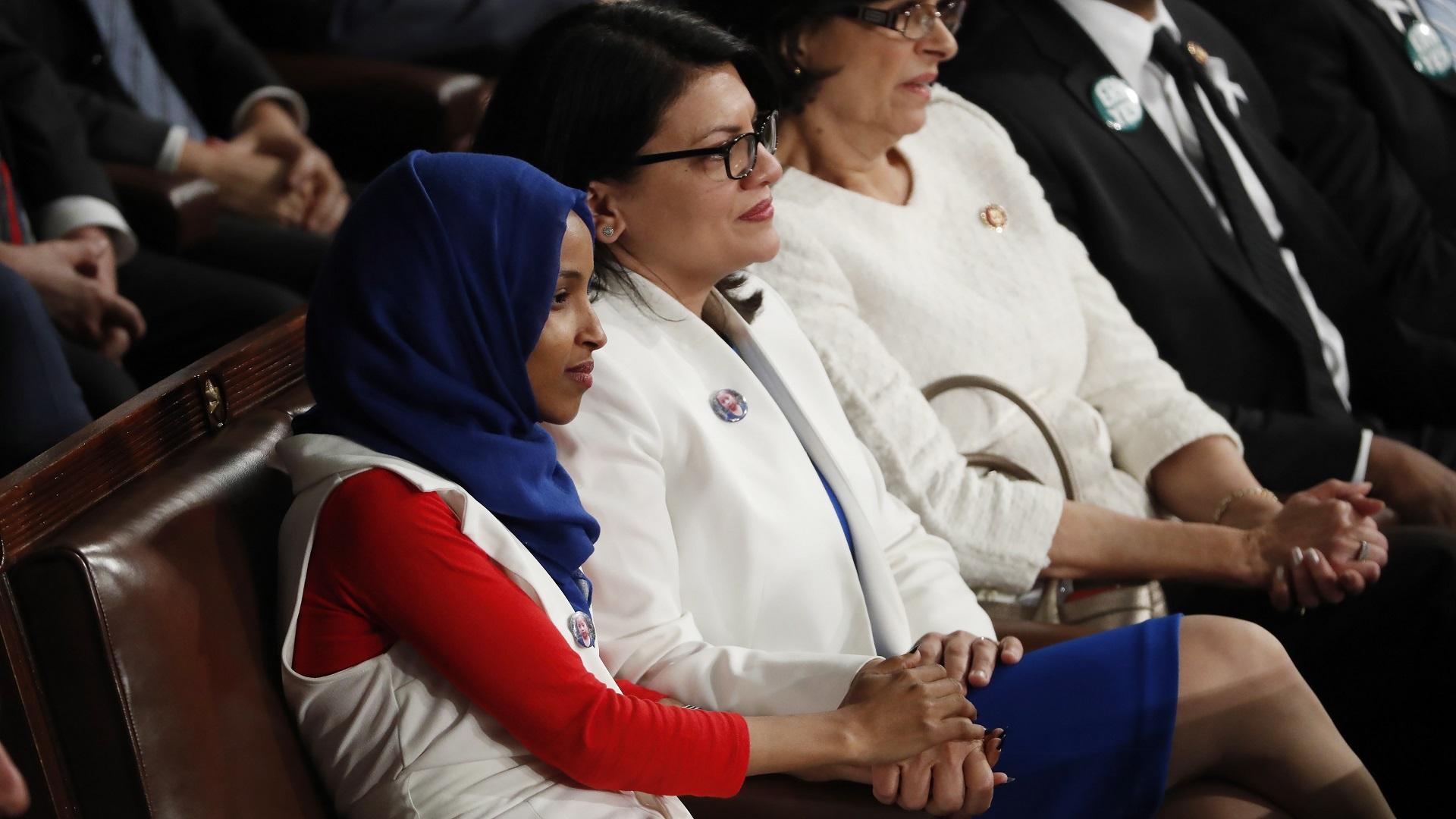 Actualidad: Dos legisladoras estadounidenses, vetadas en Israel