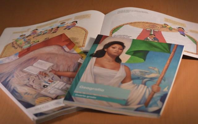 Fuerzas armadas apoyan en la distribución de Libros de Texto Gratuitos - Foto de Secretaría de Educación de Michoacán