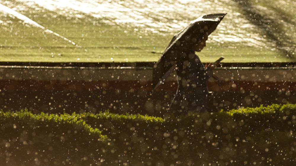 Activan Alerta Amarilla por lluvia en seis alcaldías. Noticias en tiempo real