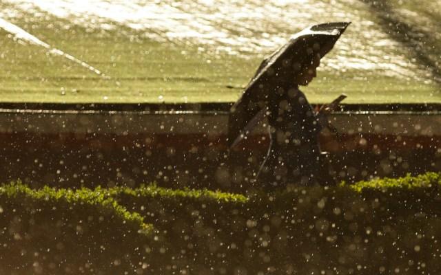 Activan Alerta Amarilla por lluvia en seis alcaldías - Foto de Notimex