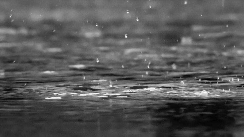 Alerta por lluvias muy fuertes en tres estados - Lluvia precipitación tormenta