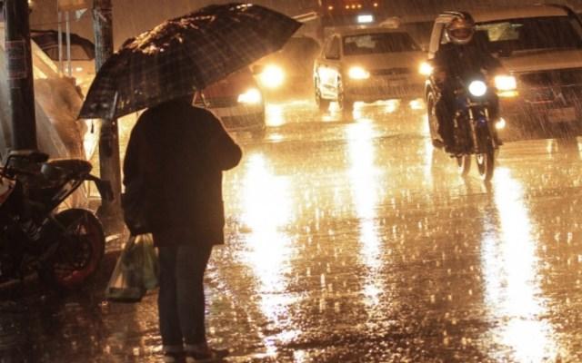 Pronostican lluvias en 29 estados del país - lluvias