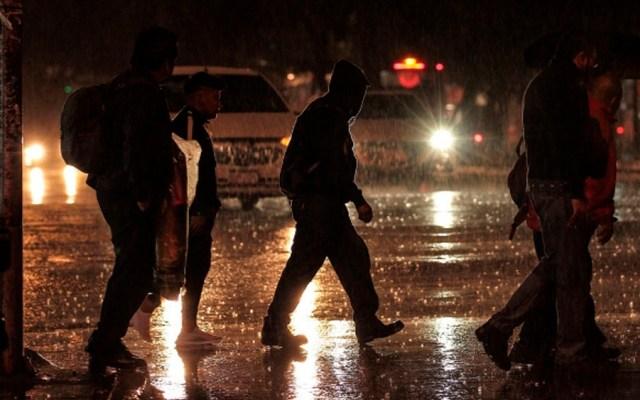 Prevén lluvias este lunes en gran parte del país - lluvias