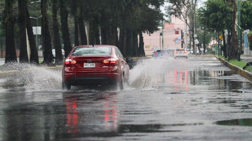 Activan Alerta Amarilla por lluvias en cuatro alcaldías de la Ciudad de México - lluvias ciudad de méxico