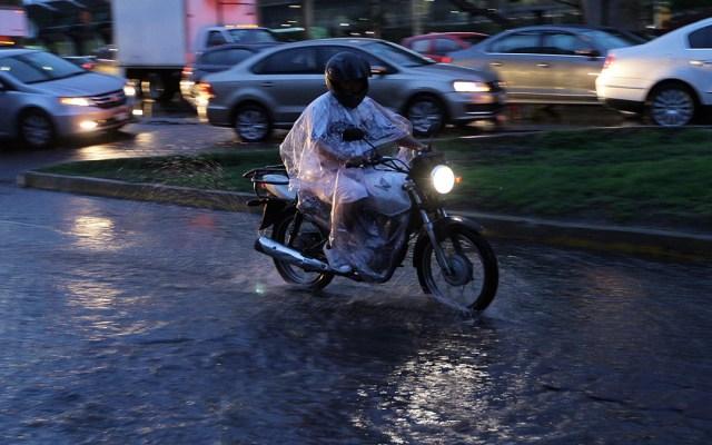 Lluvias fuertes afectarán este miércoles al Valle de México - lluvias fuertes a muy fuertes valle de méxico