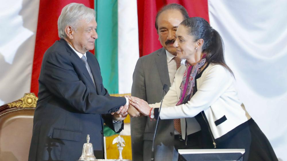 AMLO refrenda respaldo a Sheinbaum tras renuncia de Jesús Orta - Lopez Obrador Sheinbaum