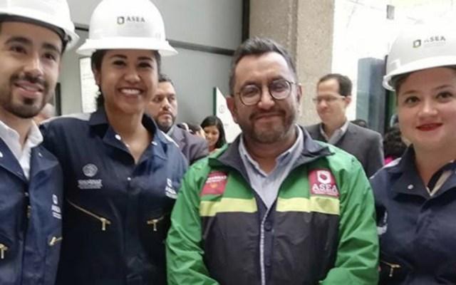 Luis Vera renuncia a la Agencia de Seguridad, Energía y Ambiente - Foto de ASEA