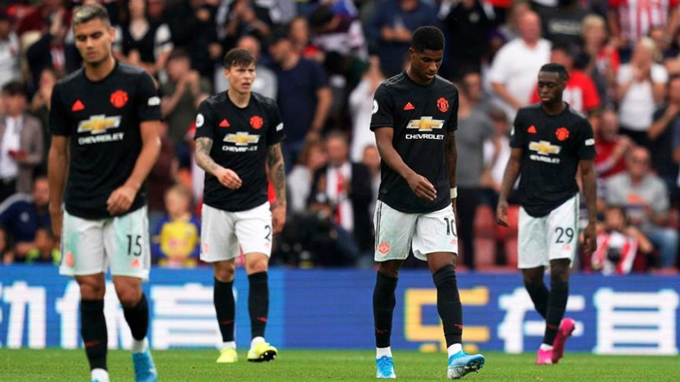 Manchester United suma tercer partido consecutivo sin ganar - Manchester united
