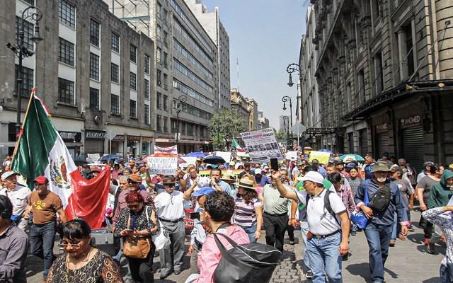Ocho movilizaciones sociales afectarán el tránsito de la CDMX - manifestaciones movilizaciones ciudad de méxico