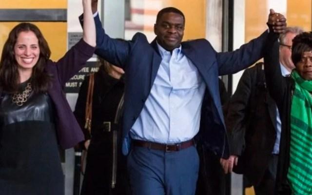 Exprisionero exonerado recibirá casi 10 mdd por pasar 30 años en la cárcel - mark denny