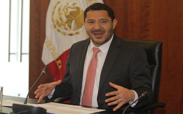 Monreal no me consultó sobre participación del PES en elección para Mesa Directiva: Batres - Martí Batres Monreal política