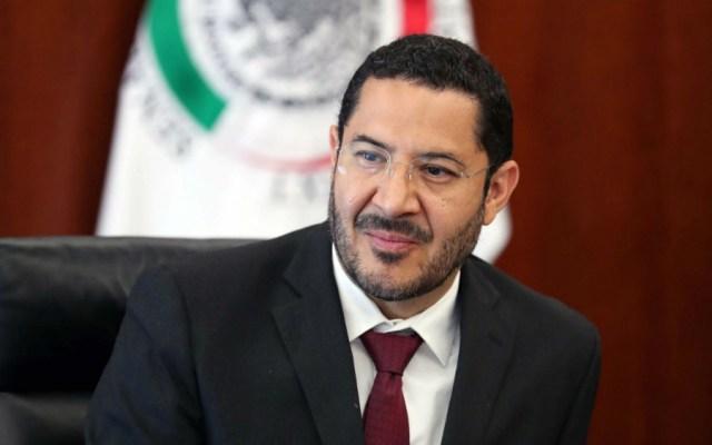 Batres propone que si Monreal cede liderazgo, él haría lo mismo - Foto de senado de la República