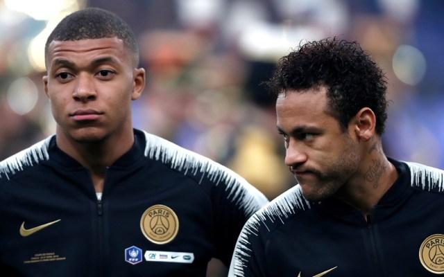 """""""Quiero que Neymar se quede con nosotros"""": Mbappé - mbappé"""