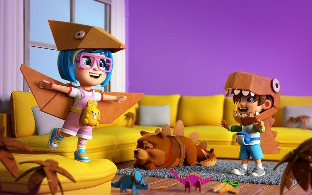 Impulsan industria de la animación en México - Foto cortesía de Pixelatl.