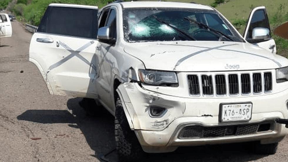 Fiscalía de Michoacán investiga balaceras en Tepalcatepec - Foto Especial