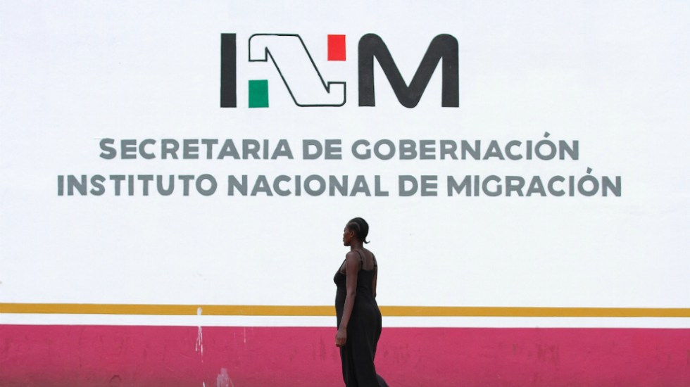 Amparo de 200 africanos no les da libre acceso al país: Migración - Foto de Notimex
