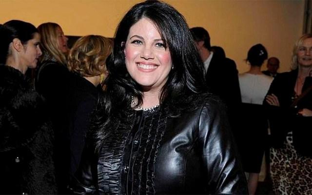 Monica Lewinsky producirá serie sobre su escándalo con Bill Clinton - Foto de EFE