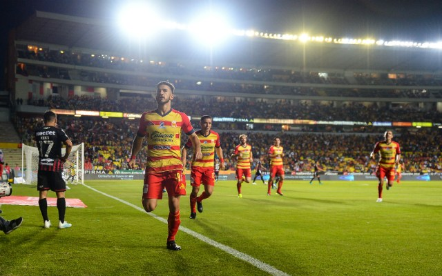 Morelia vence a Veracruz, quien ya suma 34 jornadas sin ganar - Foto de Mexsport