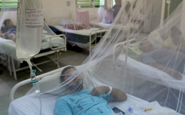Cerca de 80 personas se contagian con dengue cada día en Nicaragua - Foto de EFE