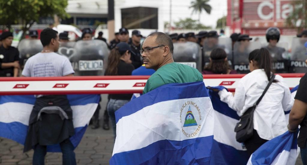ONG pide declarar inconstitucional Ley de Amnistía en Nicaragua - OEA nicaragua