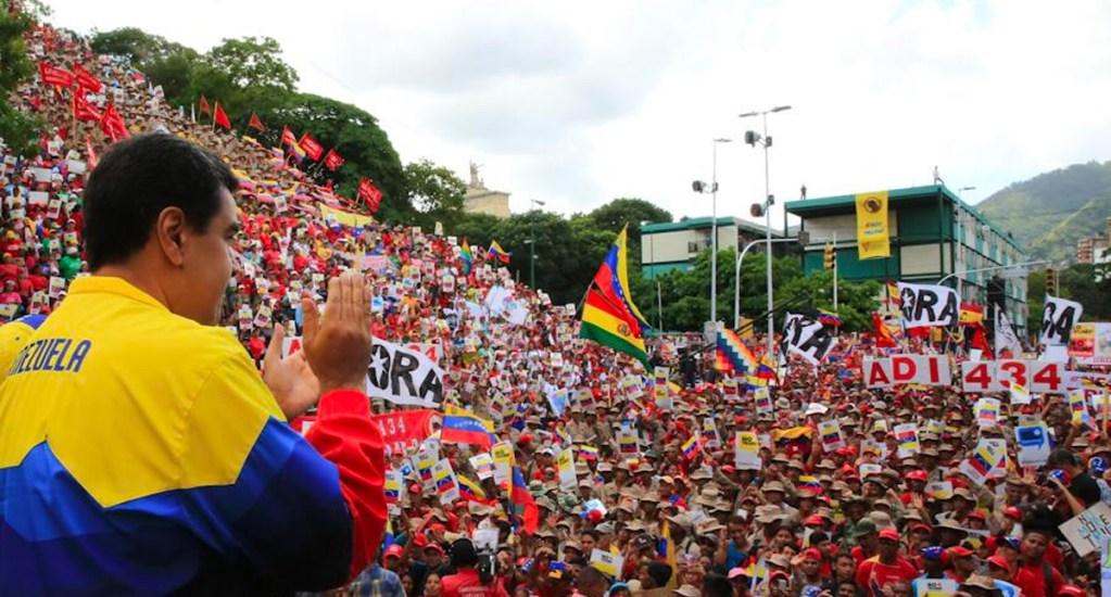 Venezuela está preparada para vencer bloqueo racista de Trump: Maduro. Noticias en tiempo real