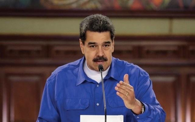 Canciller venezolano asegura que podrían retomar diálogo con oposición - Foto de Twitter Nicolás Maduro