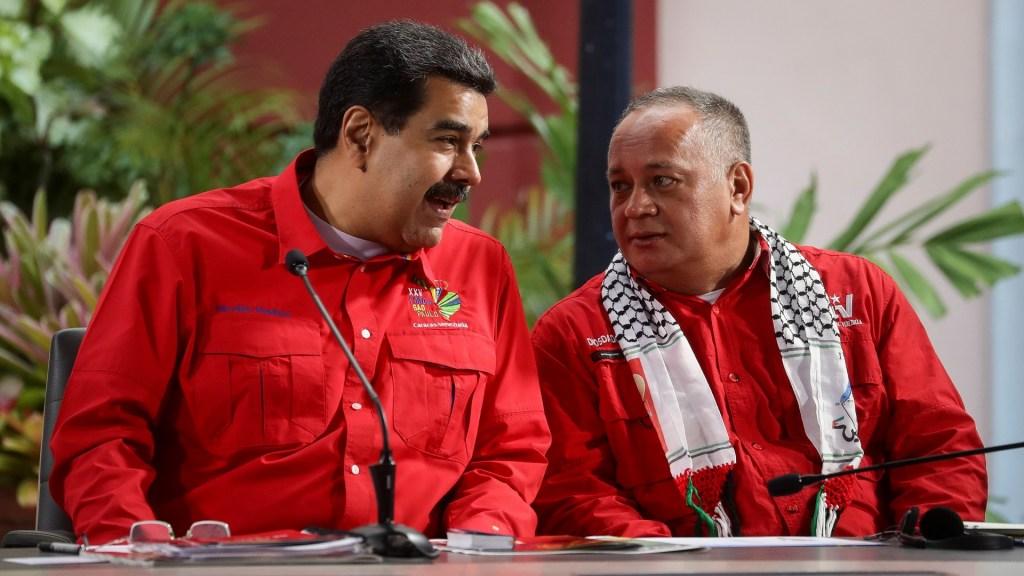 Allegados a Maduro buscan negociar su salida de la presidencia: EE.UU.. Noticias en tiempo real