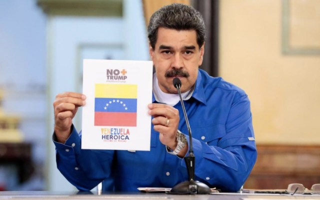 Maduro reprime a fuerzas de seguridad para mantener el control: NYT - Foto de @NicolasMaduro